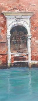 Venice Doorway oil on canvas.jpg