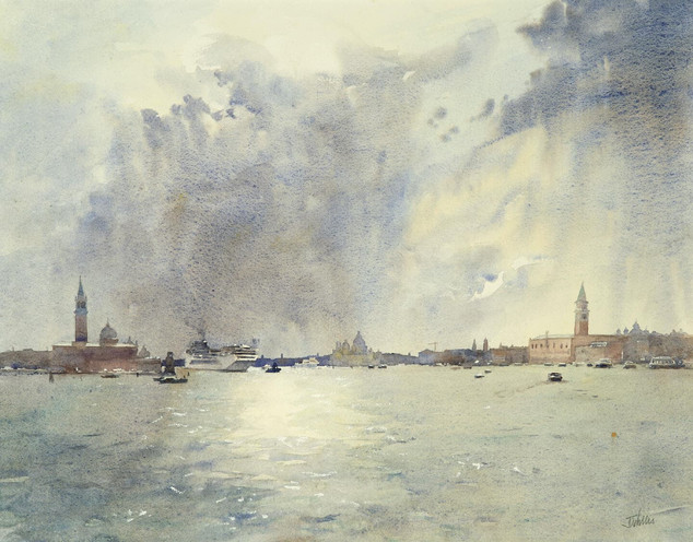 Approaching Storm, Venice