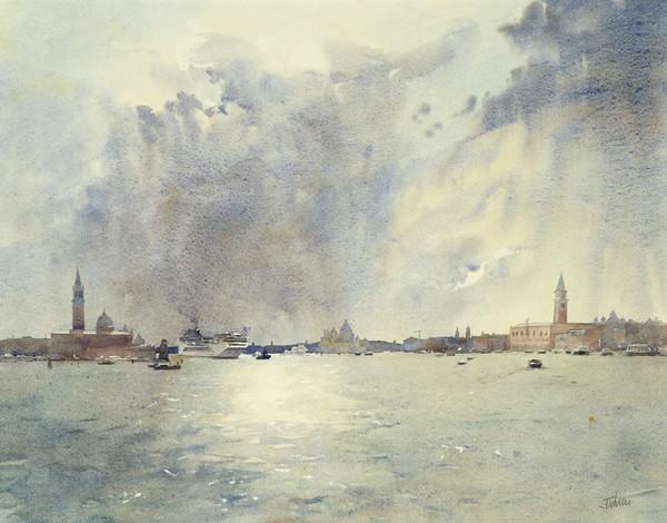 Approaching Storm, Venice