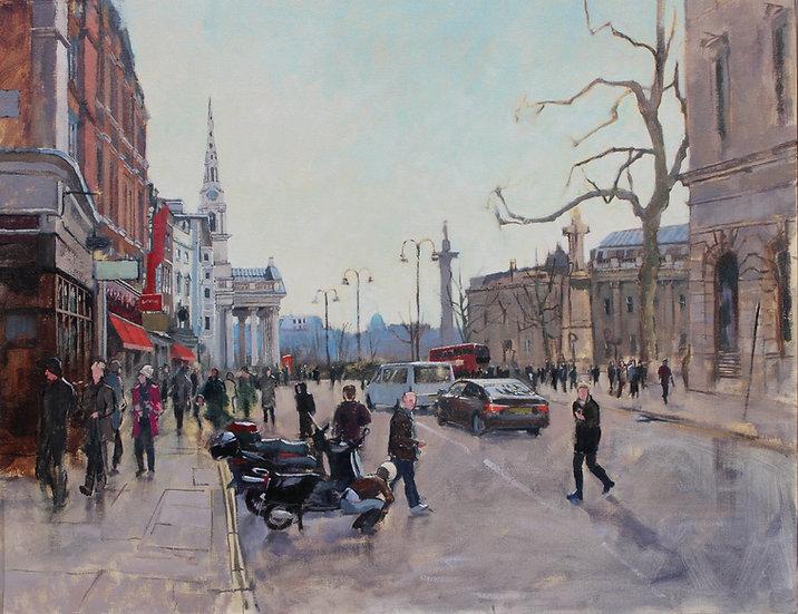 St Martin's Lane, London