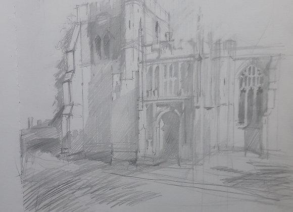 St Mary's Church, Hitchin