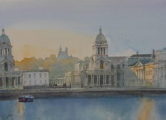 Royal Greenwich, Early Morning
