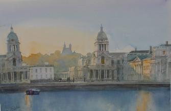 Royal Greenwich Early Morning