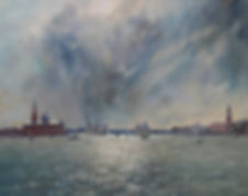 We are here Venice painting.jpg
