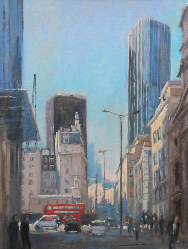 Good Morning City, London