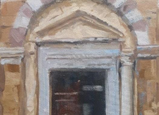Trequanda Door
