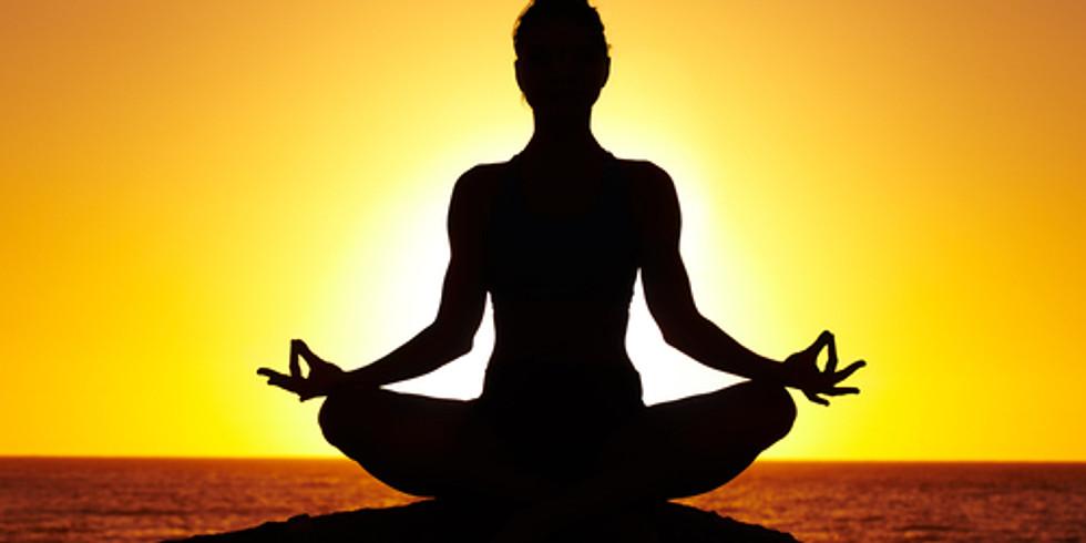 Meditation in Cedar Knolls