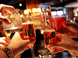 O consumo diário de bebidas alcoólicas pode tirar até cinco anos de vida