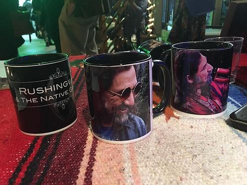 Steven Rushingwind Mug