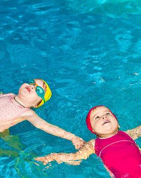 Baby Schwimmen