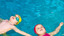 Pools and Playgrounds Reopening