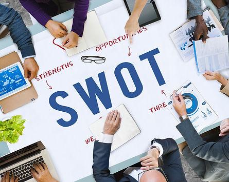 SWOT Business Company Strategy Marketing