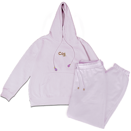 Lavender Gemstone Matching Set