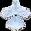 Thumbnail: Cotton Candy Clouds Matching Set