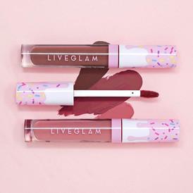 Birthday celebration lipsticks
