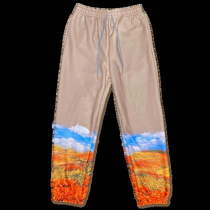 Poppy Fields Sweatpants