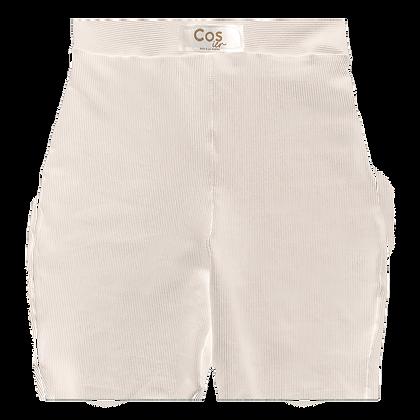 Cream Essential Shorts