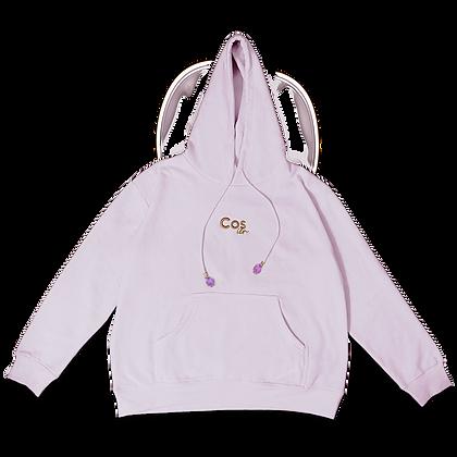 Lavender Gemstone Hoodie