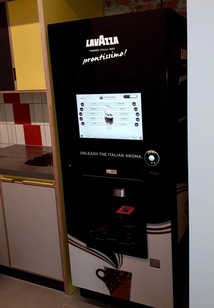Machine à café Lavazza
