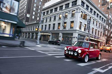 Classic MINI Electric 以純電驅動,加速力肯定比原版更有 Kart 仔 feel。