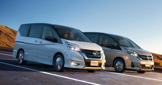 日產 Nissan Serena e-Power 開賣
