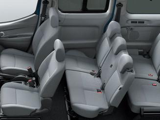 日產 e-NV200 電動七人車座位佈局率先睇
