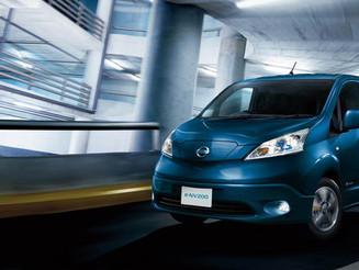 日產 e-NV200 新版電動 7 人車快將抵港!搶電動 MPV 市場