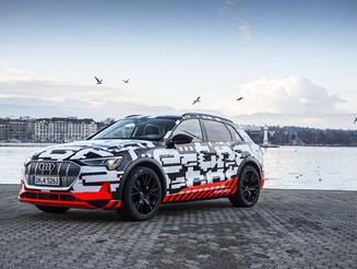 Audi e-tron Quattro 蓄勢待發!日內瓦車展熱身