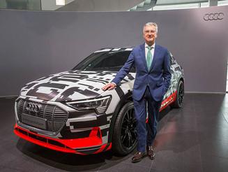 Audi e-tron 電動 SUV 淨車價 80 萬有找!幫你率先計車稅