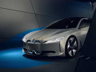 寶馬 BMW i4 電動車將量產!i3 終有兄弟純電車了