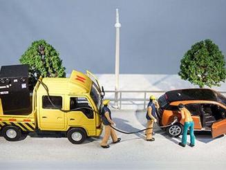 智能流動電動車充電系統供免費試用!巨型「尿袋」急救充電