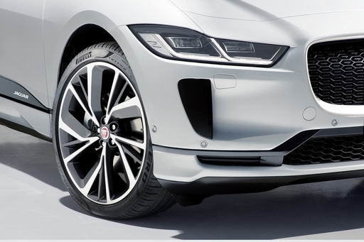 Jaguar I-PACE 車頭燈似豹眼嗎?