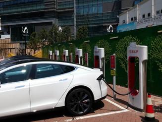 科學園 Tesla Supercharger 關閉!沙田友改去新城市廣場充電