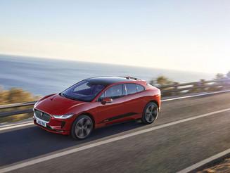 Jaguar I-PACE 正式登場!積架擺明挑戰 Tesla Model X