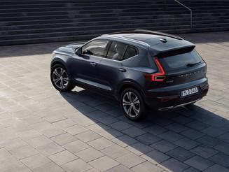富豪 Volvo XC40 SUV 將加推純電動車版本