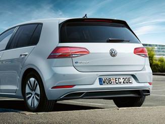 電動車首次登記稅豁免上限或增加!32 萬買到 e-Golf?