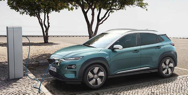 Hyundai Kona Electric SUV 電動車