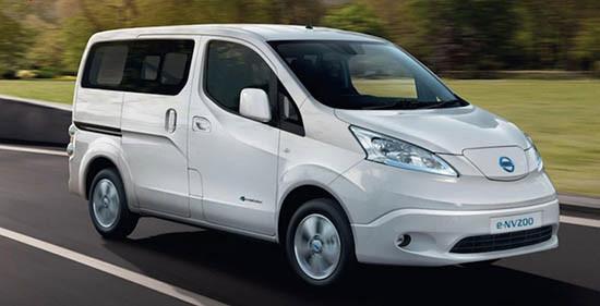 Nissan e-NV200 Evalia 電動七人車