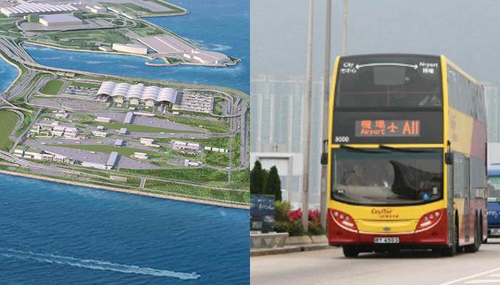 港珠澳大橋通車後,部分「A車」需途經香港口岸一站。