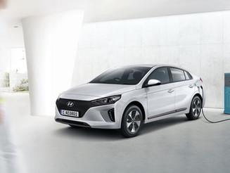Hyundai IONIQ Electric 抵港!韓風電動車挑戰 Tesla Model 3?