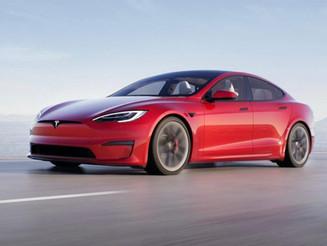 Tesla Model S/Model X 小改款登場 車廂變臉大改動