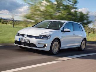 Volkswagen 2017 年現貨減價!e-Golf 有震撼優惠