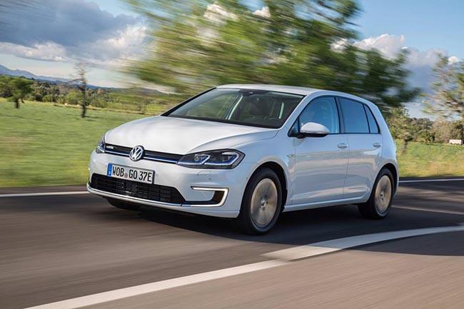 Volkswagen e-Golf 2017 年現貨車有優惠