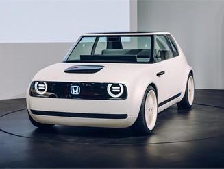 本田 Honda Urban EV Concept 鐵定明年見街