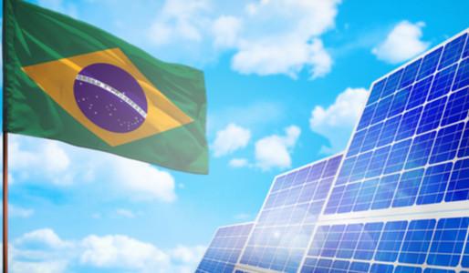O Brasil precisa de energia solar!