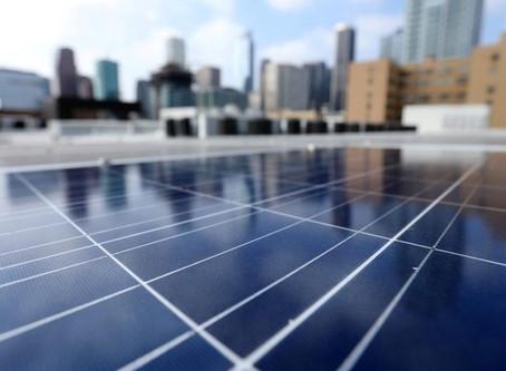 Energia solar cai nas graças de empresas e consumidores