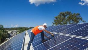 Painel solar poderá ter custo incluído no financiamento imobiliário