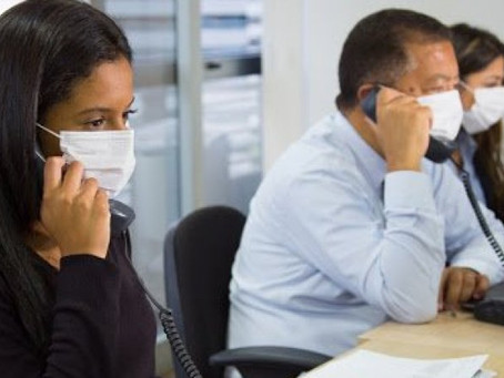 COVID-19: Empresas passam a ser obrigadas a fornecer máscaras de proteção