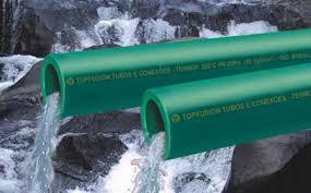 Conheça a função dos tubos PPR Azul e PPR Verde