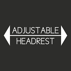 Headrest can be adjusted